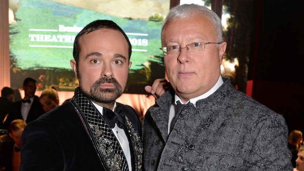 Евгений и Александр Лебедевы