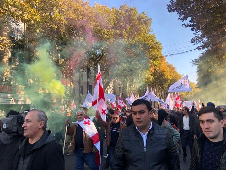 75380358 960566054316913 3240724486084886528 n #новости акция протеста, выборы 2020 - кризис, Шота Дигмелашвили
