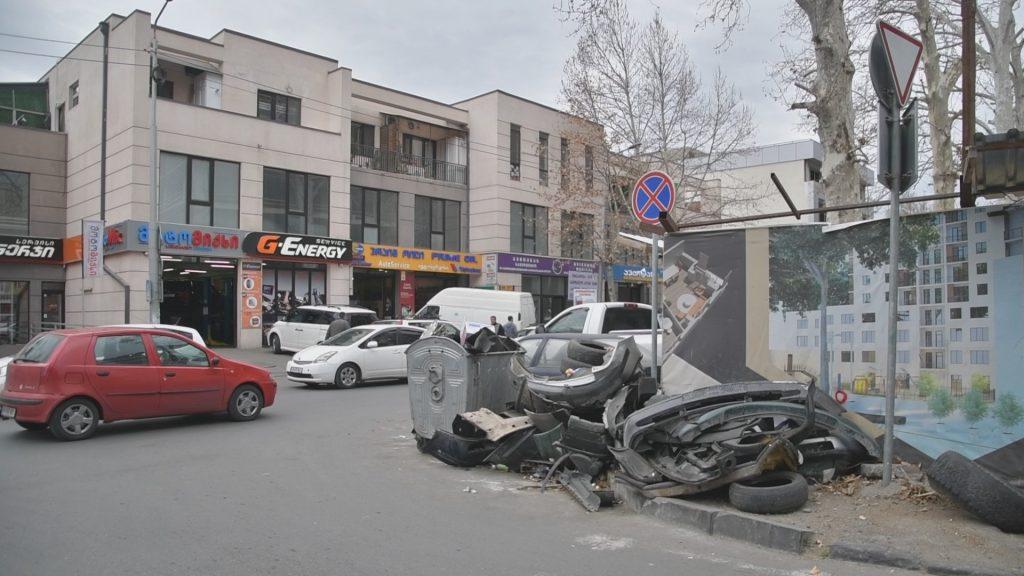 111 #общество featured, Каха Каладзе, мэрия Тбилиси, рынок Элиава, торговля, Элиава