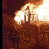 Пожар в Багдати