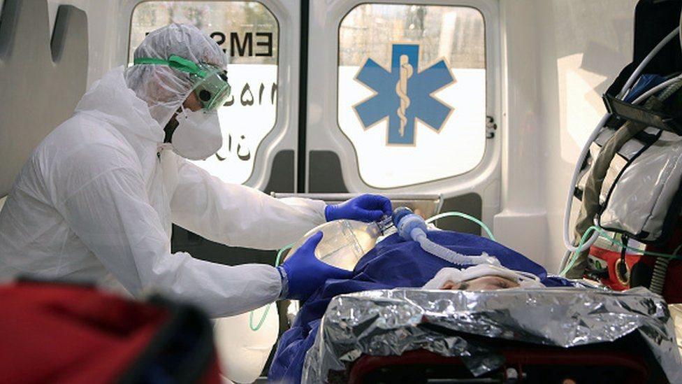 Иранские медики