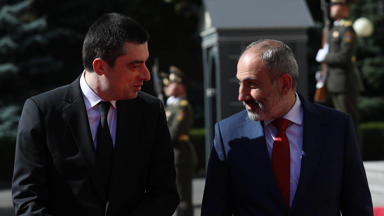 Pashinyan_Gakharia