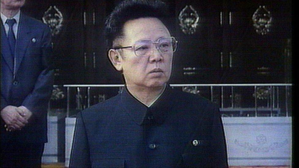 Считается, что Ким Чен Ир годами готовил наследника к власти