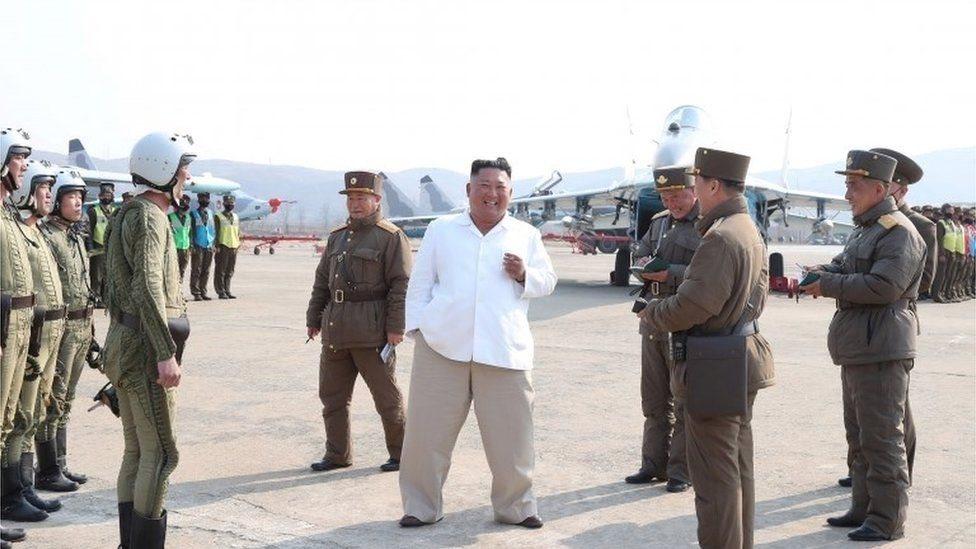 Ким Чен Ына последний раз видели 12 апреля