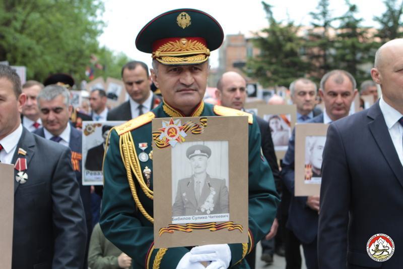 Anatoly Bibilov 2 #новости 9 мая, Анатолий Бибилов, Цхинвали, Южная Осетия