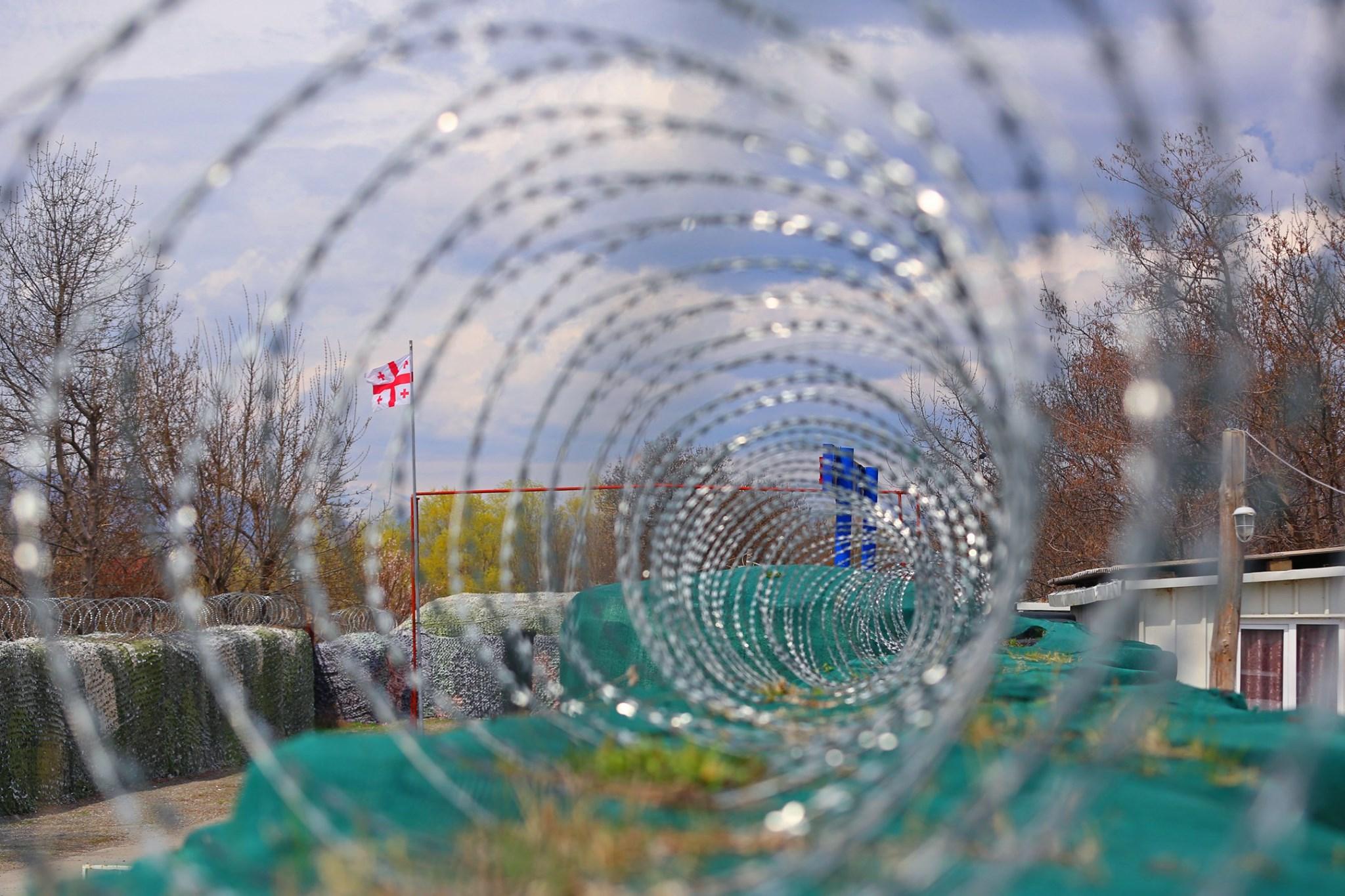 Border 11 #новости Грузия, оккупация, Южная Осетия. Цхинвальский регион