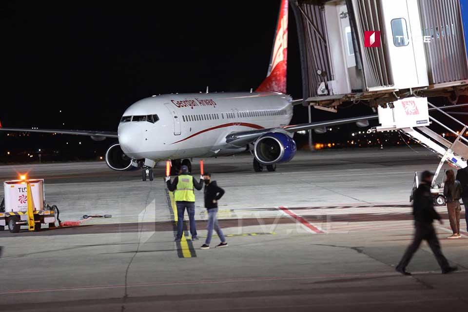 Georgian Airways #новости Covid-19, Georgian Airways, коронавирус в Грузии, эвакуация