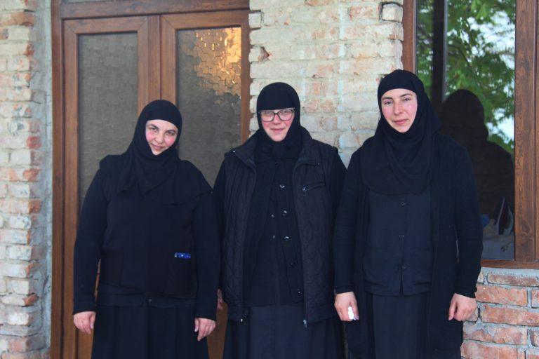 aaIMG 0534 768x512 1 #новости Грузинская Православная Церковь, коронавирус, коронавирус в Грузии, маски, монастырь