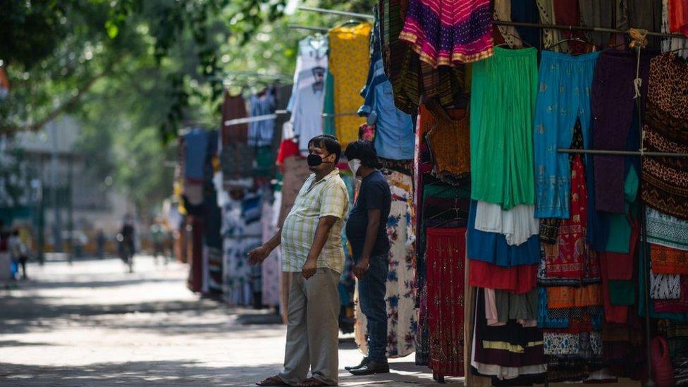 индия улица