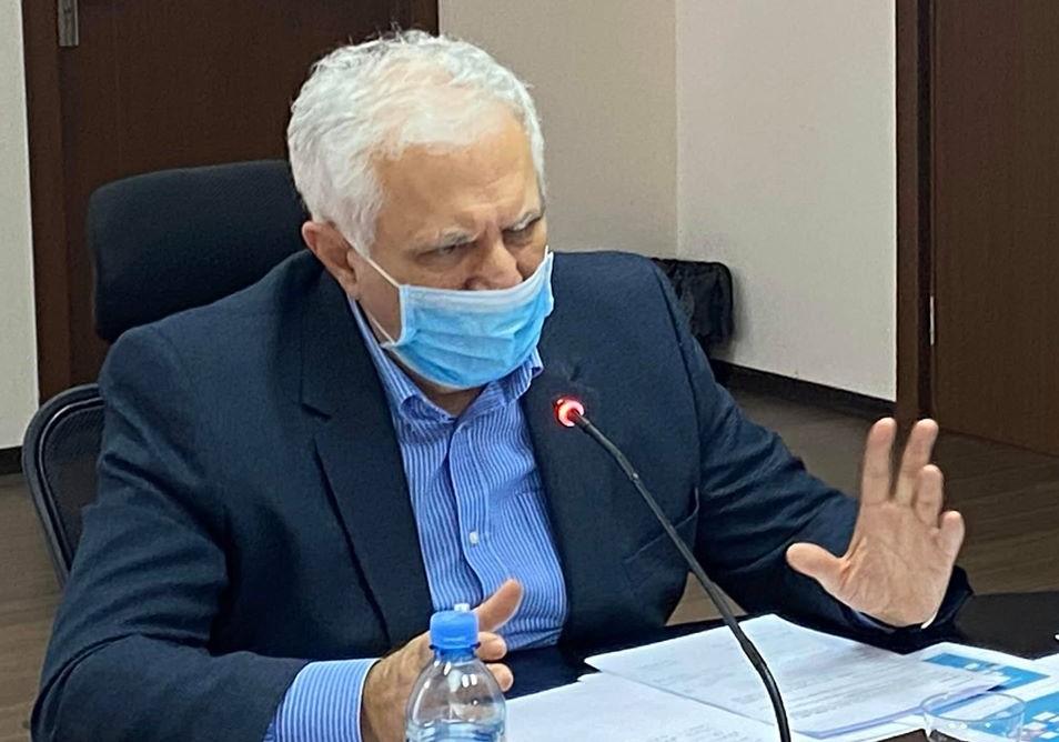 Amiran Gamkrelidze #новости Covid-19, Амиран Гамкрелидзе, вакцинация, коронавирус, коронавирус в Грузии