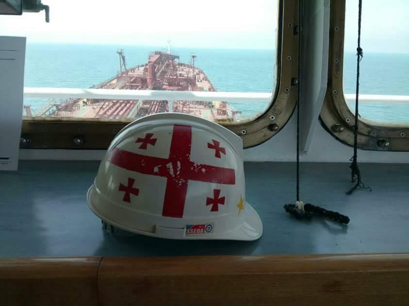 Ship #новости МИД Грузии, моряк