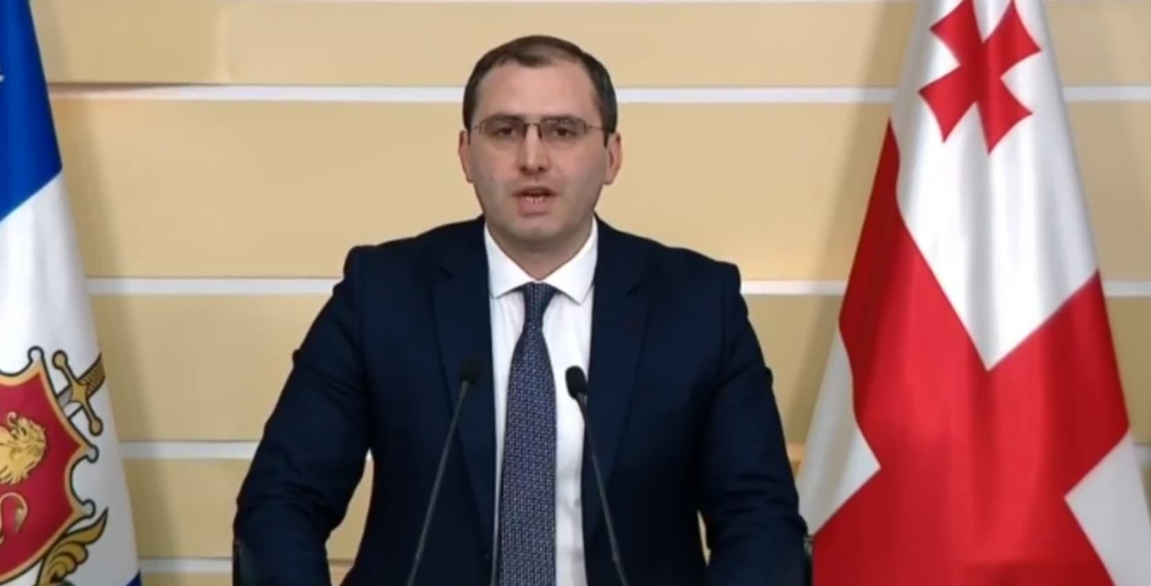 borcvadze #новости Георгий Шакарашвили, МВД Грузии