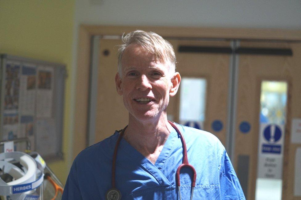 Профессор-эпидемиолог Джон Райт
