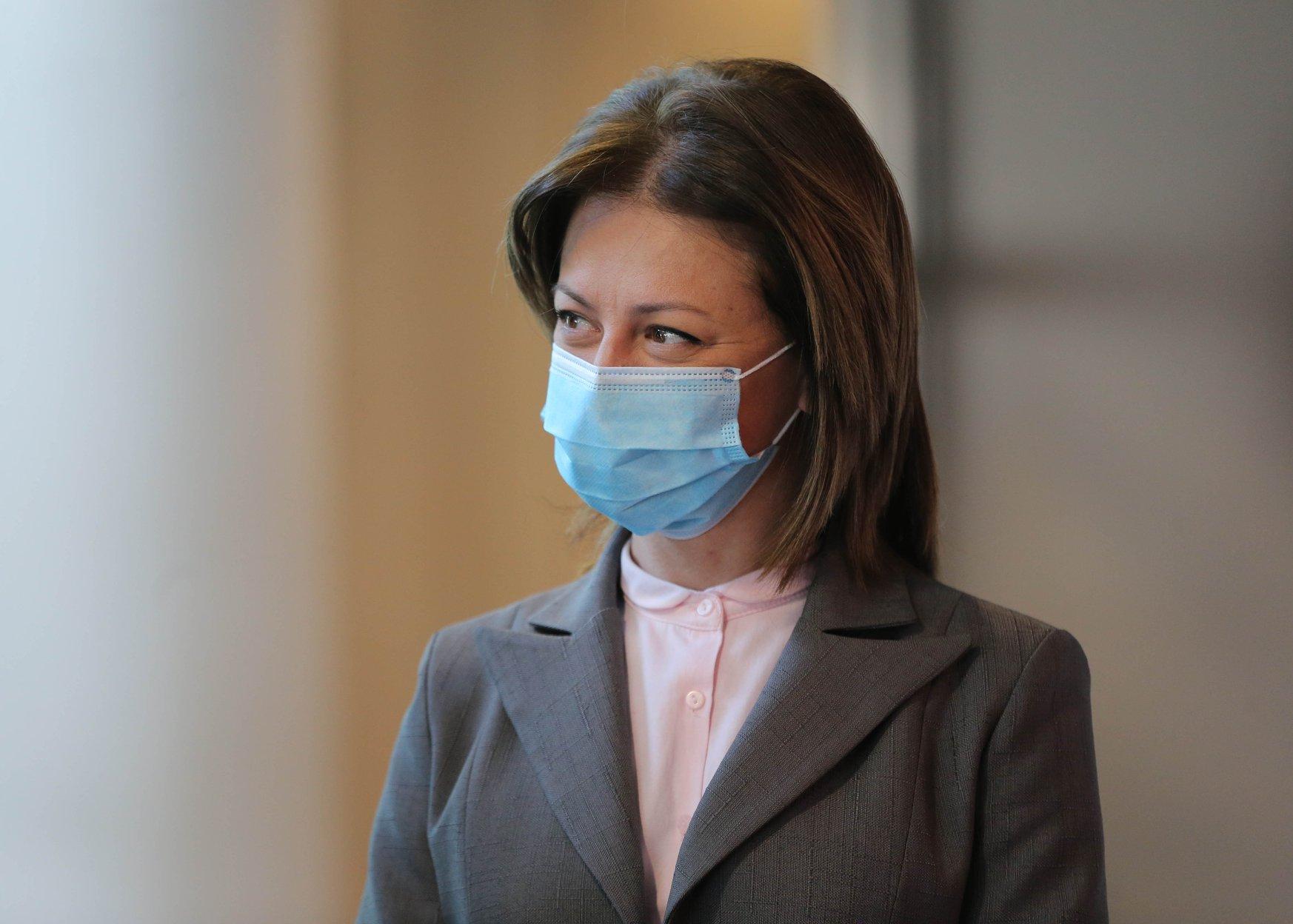 Ekaterine Tikaradze #новости Екатерина Тикарадзе, коронавирус, коронавирус в Грузии