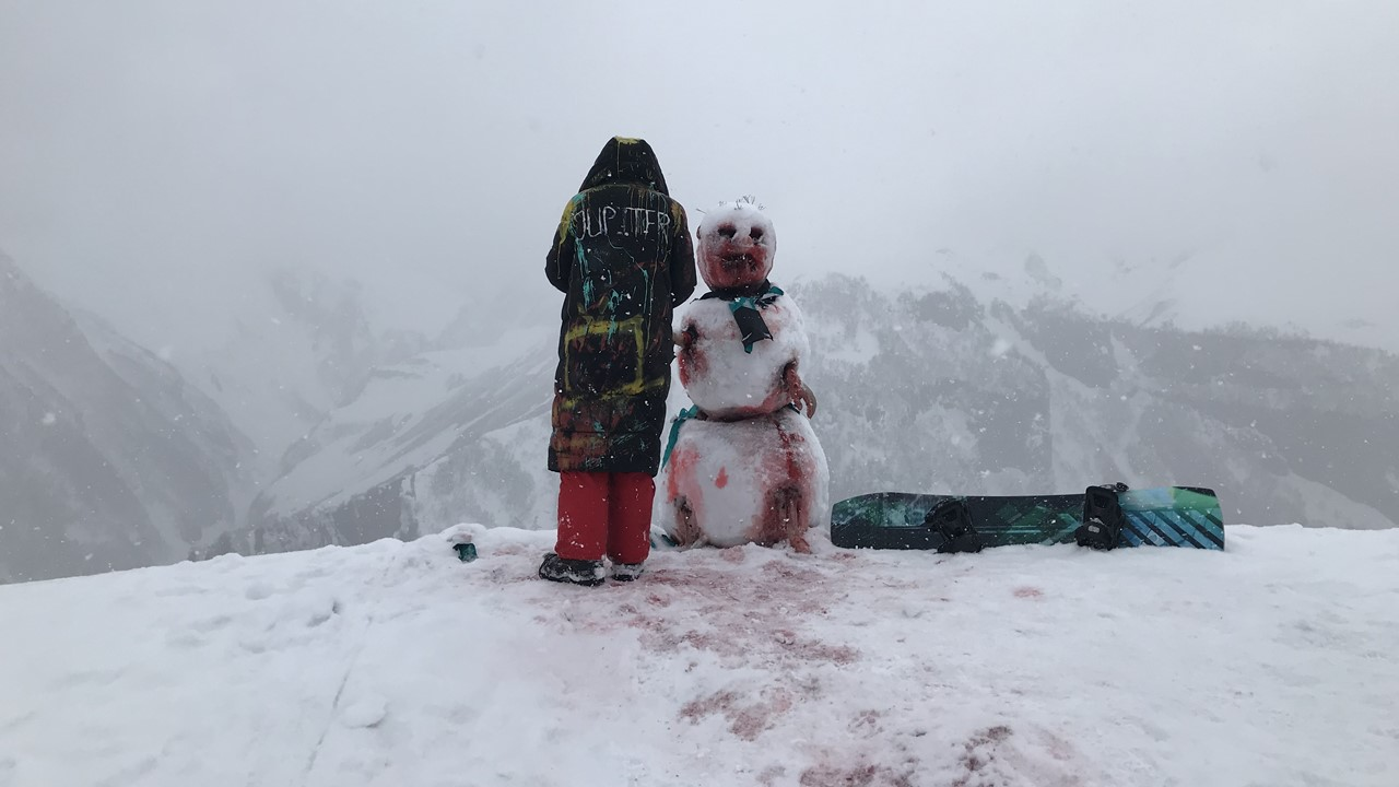 Trailer Let It Snow Looks Like Norwegian Slasher Cold Prey #новости Let It Snow, Гудаури, кино, Станислав Капралов, фильм