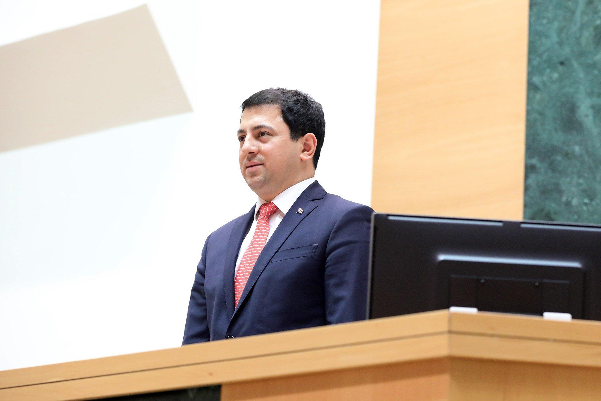 Archil Talakvadze 4 #новости Арчил Талаквадзе, Выборы 2020, коронавирус, коронавирус в Грузии