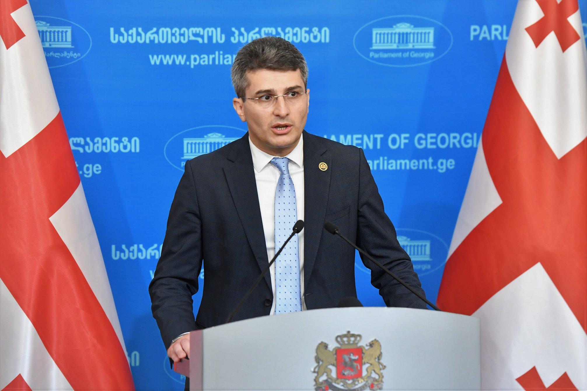 Mamuka Mdinaradze 5 #новости Грузинская мечта, ес, кризис Мечты, Мамука Мдинарадзе