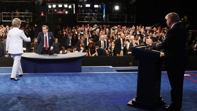 В 2016 году Крис Уоллес стал первым ведущим Fox News, который вел президентские дебаты