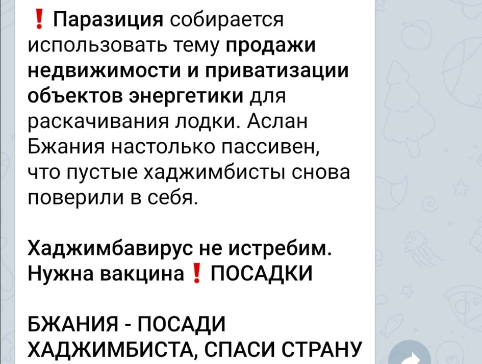 119996373 332040631198920 5530775780365177782 n #новости Абхазия, Грузия, оккупация, российская оккупация