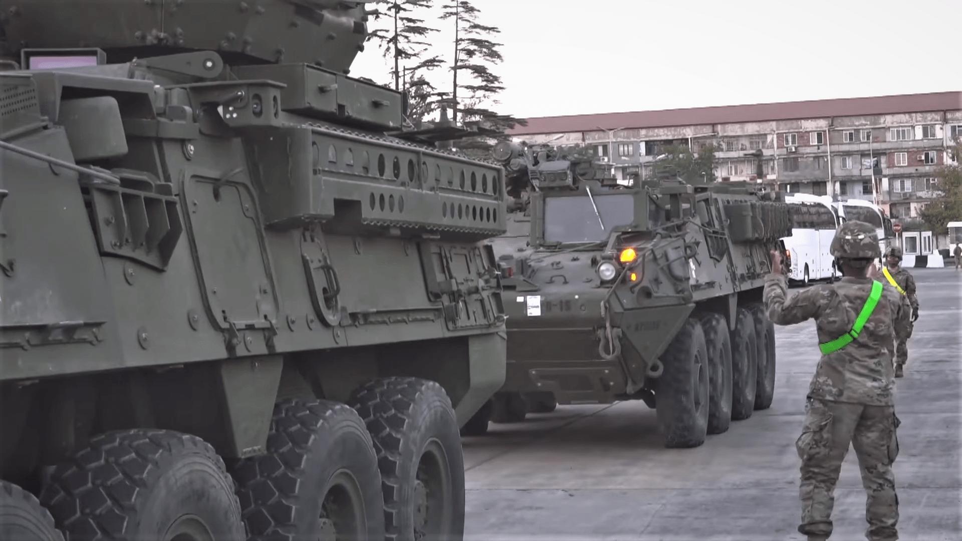 53243234 #новости Noble Partner, военные учения, Грузия-НАТО, Грузия-США