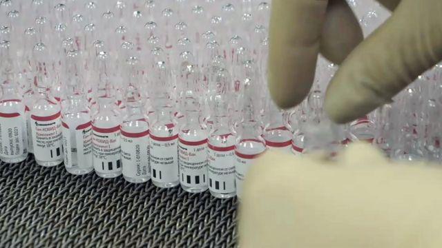 """Производство вакцины для профилактики коронавирусной инфекции в лабораториях фармацевтического завода """"Биннофарм"""""""