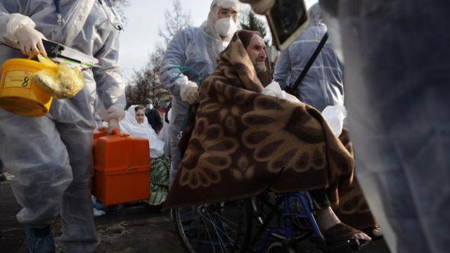 Из челябинской больницы после взрыва эвакуируют пациентов
