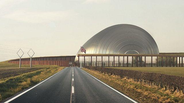 Small modular nuclear station