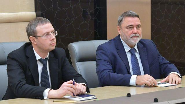 Шаскольский и Артемьев