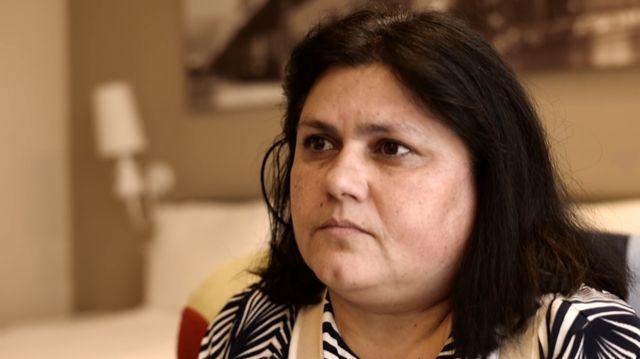 Гаяне Аршакян, беженка из Карабаха