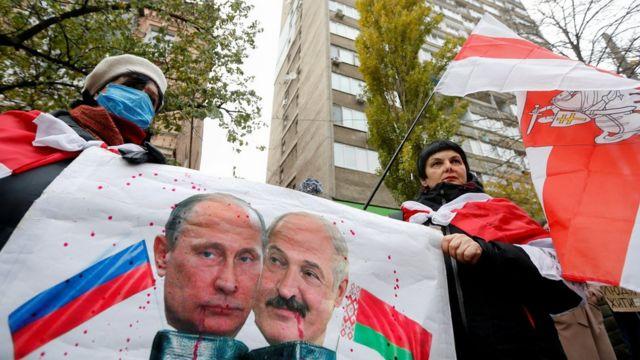 Пикет в память о Бондаренко