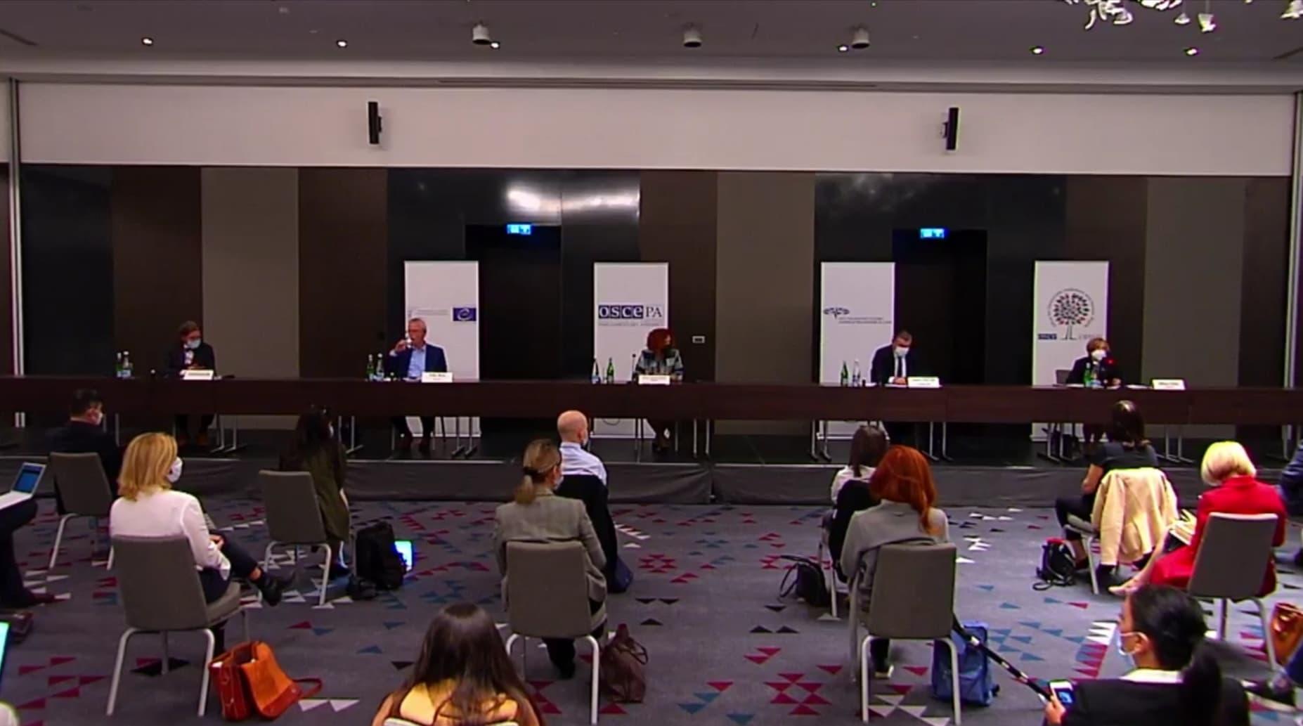 OSCE ODHIR ecelctions2020 georgia #новости Выборы 2020, Грузия, ОБСЕ