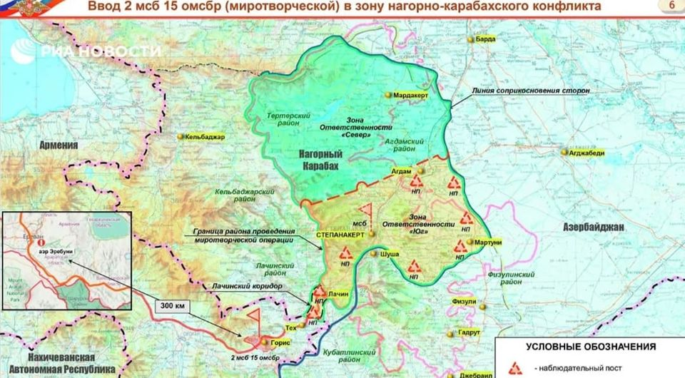 map Karabakh6 #новости