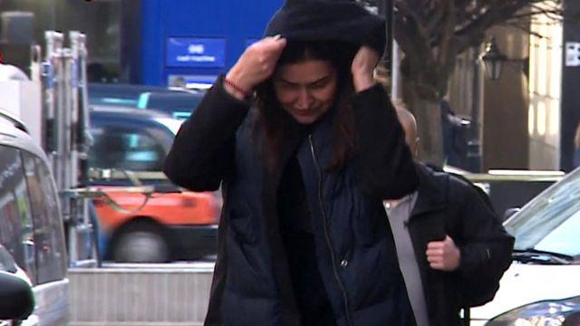 Замира Гаджиева продолжает отрицать свою вину, но происхождение своего богатства объяснить не может