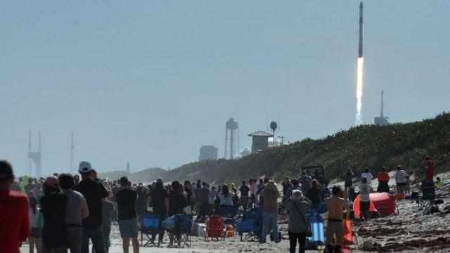115870972 gettyimages 1229983875 Новости BBC NASA, SpaceX, Илон Маск, МКС