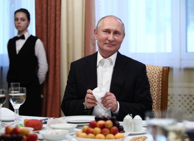 116056595 tass 34216464 Новости BBC Владимир Путин, президент России, СМИ, цены на продукты