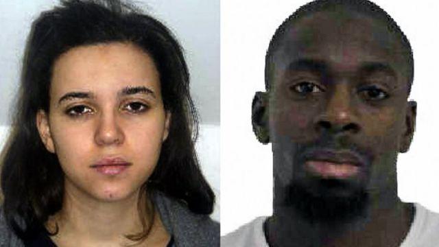 Хаят Бумедьен была подругой одного из террористов - Амеди Кулибали