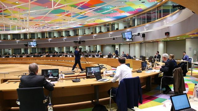 Совещание Coreper в Брюсселе