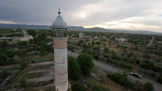 Мечеть, Агдам