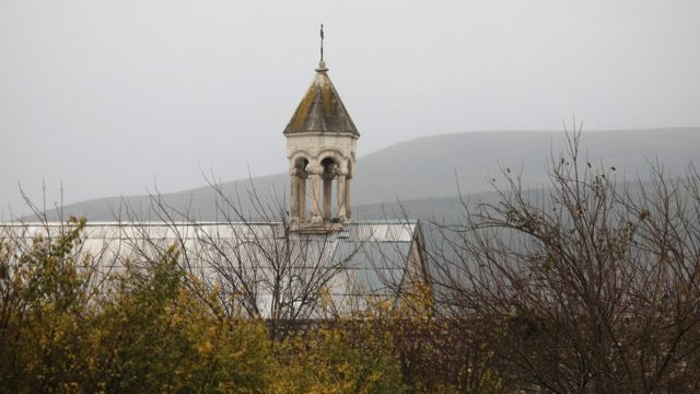 Монастырь Амарас