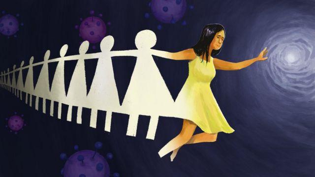 116749683 japanwomansuicide illustration 1 Новости BBC пандемия коронавируса, Токио, Япония