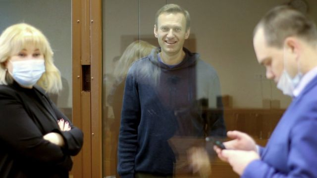 116993632 tass 44349845 Новости BBC Алексей Навальный, российский оппозиционер, Россия, суд над Навальным, ФБК