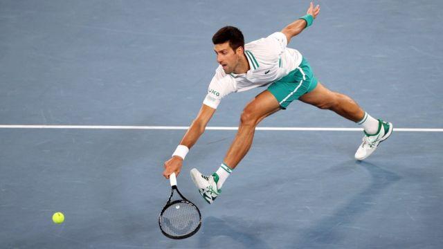 117105045 hi065837902 Новости BBC Australian open, большой теннис, Новак Джокович