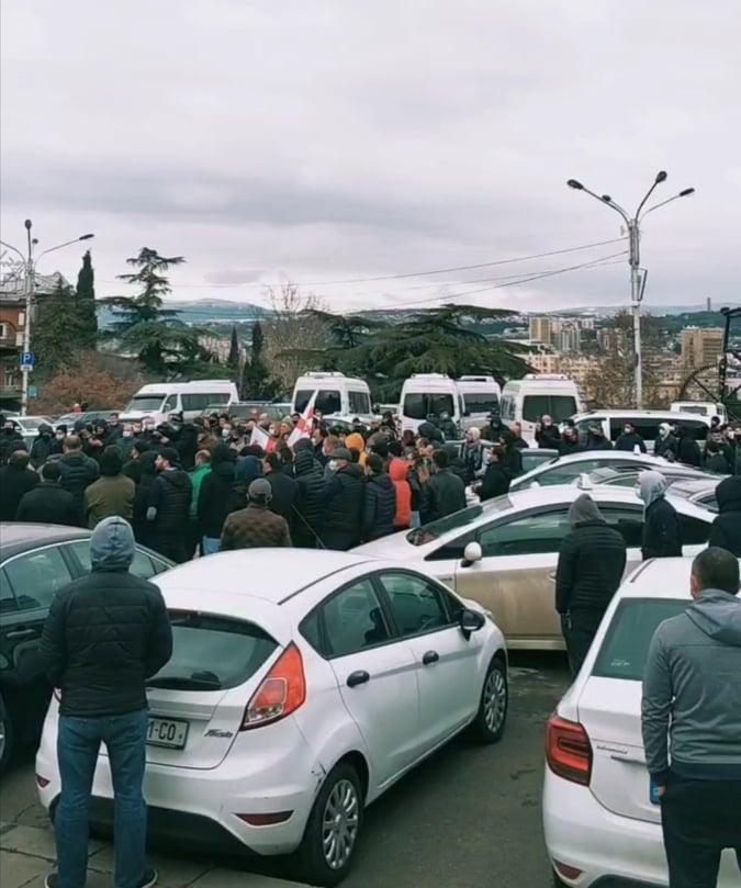 152022417 296281222106030 622486823583858625 n #новости Covid-19, акции протеста, Грузия, пандемия коронавируса, протест в Грузии