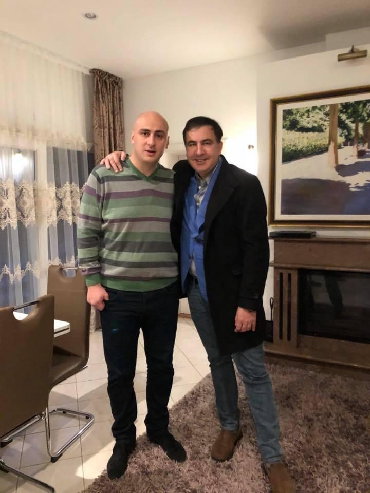 Melia Saakashvili #политика featured, Георгий Гахария, Грузинская мечта, Единое Национальное Движение, Ника Мелия