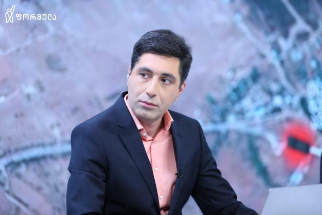 Vakho Sanaia СМИ СМИ