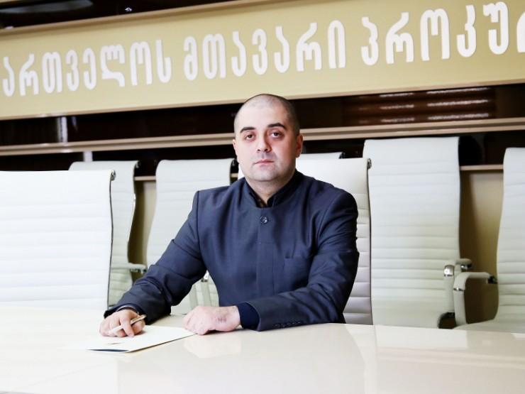 amiran guluashvili #новости Амиран Гулуашвили, Генеральная прокуратура Грузии, Единое Национальное Движение, Ника Мелия
