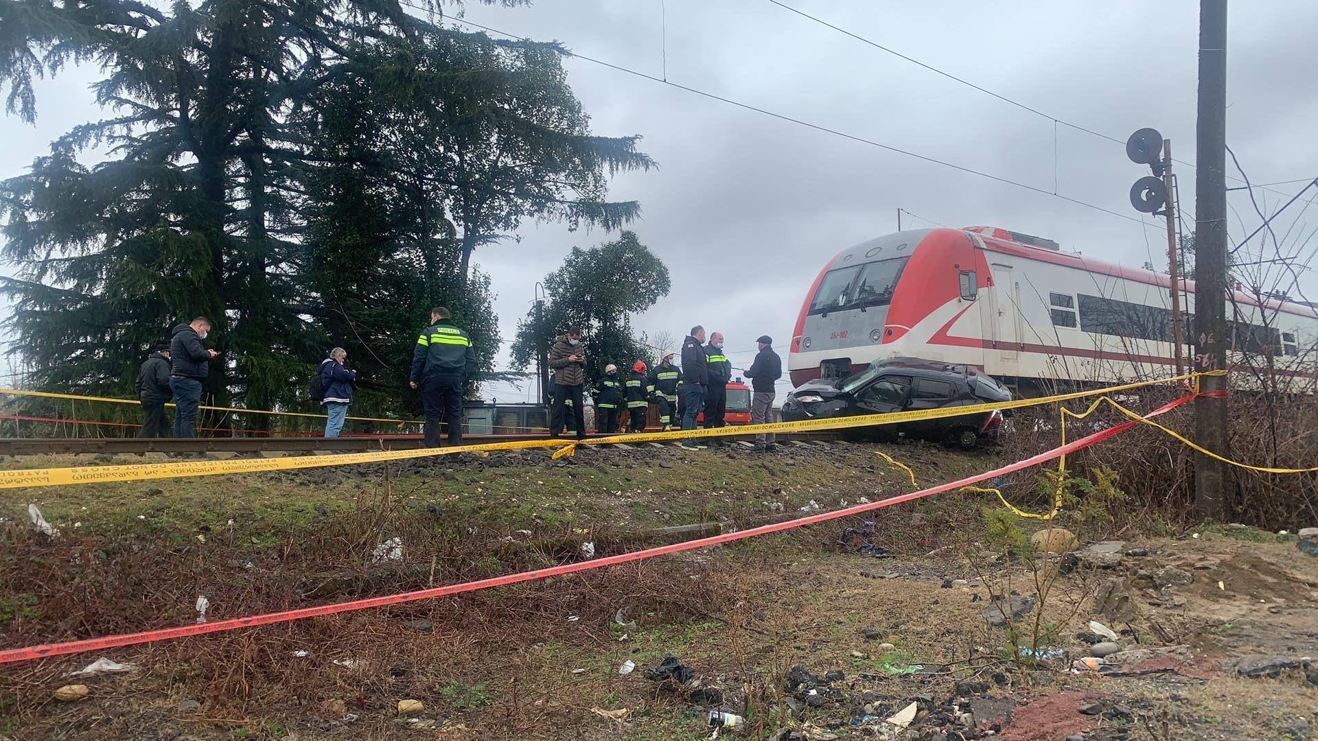 164075346 1251042801980350 2439989753444510834 n #новости авария, Грузия, Зугдиди, пассажирский поезд