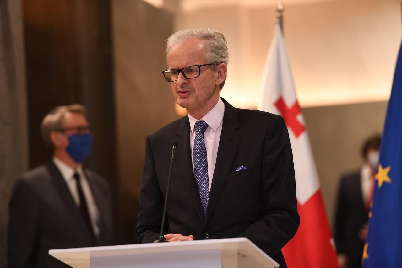 Кристиан Даниельсон, спецпосланник президента Европейского совета