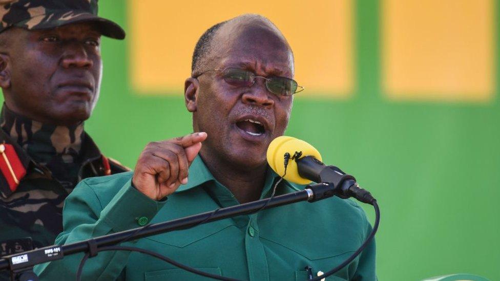 Президент Танзании