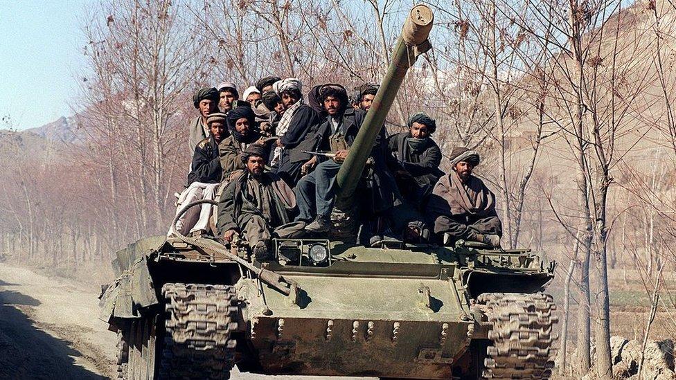 Талибы пришли к власти в Афганистане в 1996 году, однако их правительство было признано только тремя странами